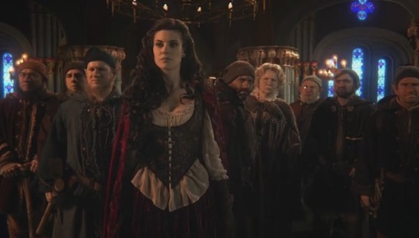 Le Chaperon Rouge / Meghan Ory [Page Wiki Once Upon A Time]