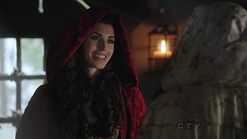 Anecdotes Le Petit Chaperon Rouge [Page Wiki Once Upon A Time]