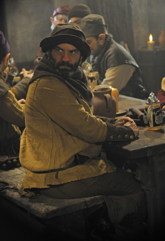 Rêveur - Grincheux / Lee Arenberg [Page Wiki Once Upon A Time]