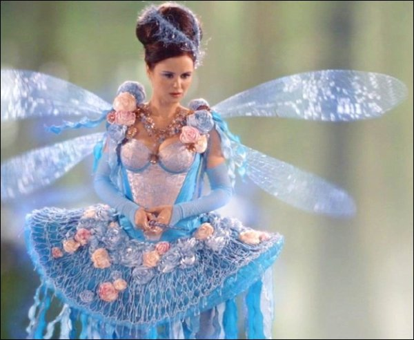 Keegan Connor Tracy / Mère Supérieur - La Fée Bleue