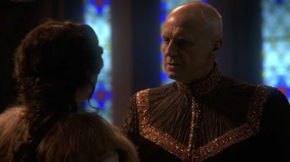 Roi George / Alan Dale [Page Wiki Once Upon A Time]