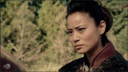 Jamie Chung / Mulan