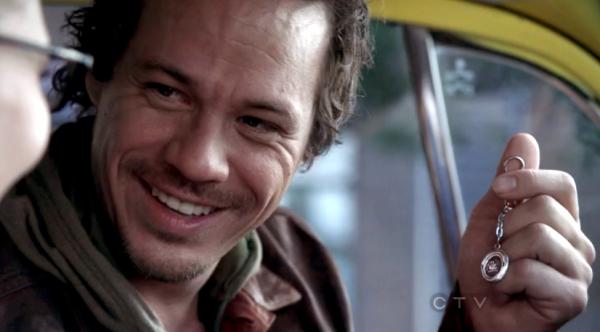 Michael Raymond-James / Neal Cassady (Père d'Henry)
