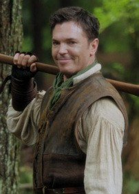Bûcheron / Nicholas Lea [Page Wiki Once Upon A Time]