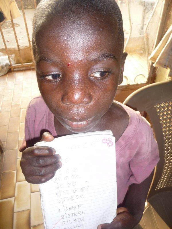 Afrad des nouvelles des enfants de l'orphelinat