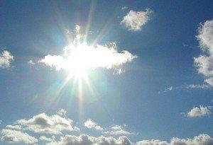 bon dimanche   ...  sous le soleil ...