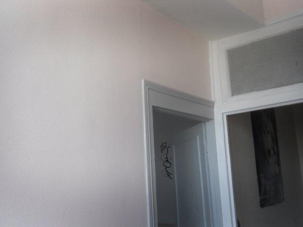 ah ye  la chambre de ma puce terminer , plus qu'a amenager  maintenant  et faire deco