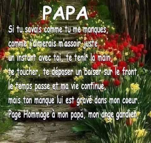 aujourd'hui  7 aout  , bonne anniversaire mon papa d'amour