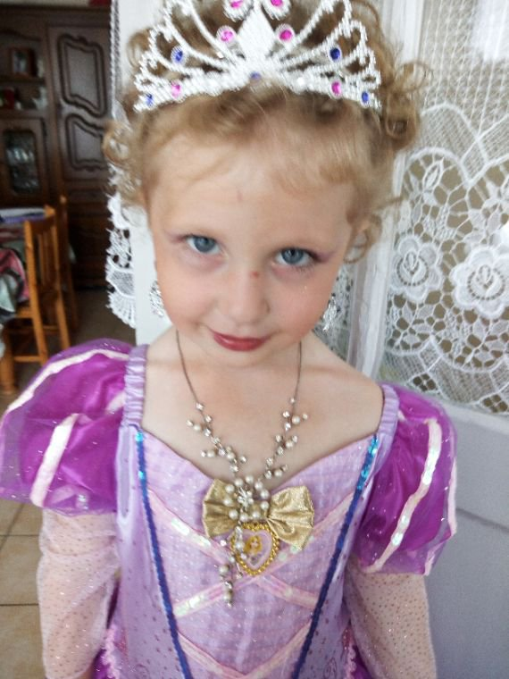 Princesse louloute