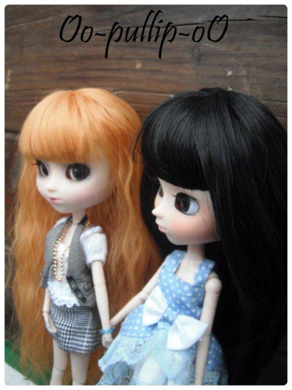 Rukia et Yûki