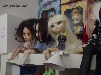 suite petites demoiselles