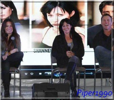Holly, Shannen et Brian