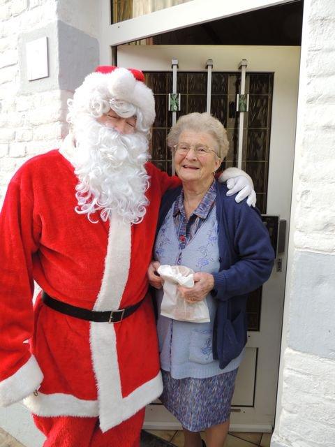 Père Noël 2013