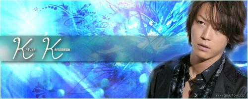Personnage de ma fiction: Kazuya Kamenashi - Monde des Humains