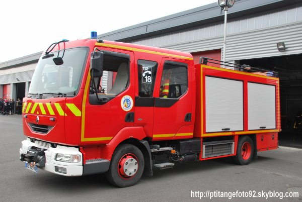 Fourgon Secours Routier (FSR)