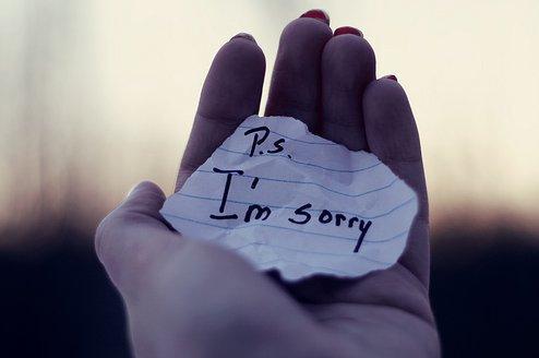 I'm Sorry </3...