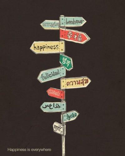 Happiness  -_-