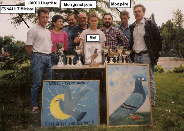 Ailes longuennes 1996