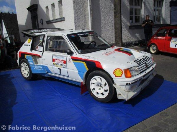 205 rallye turbo 16