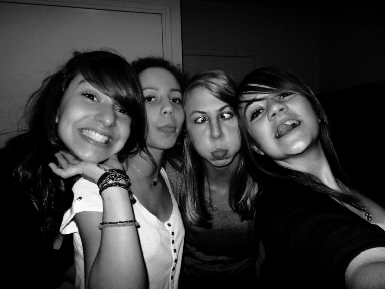 MES CHERIES. ♥