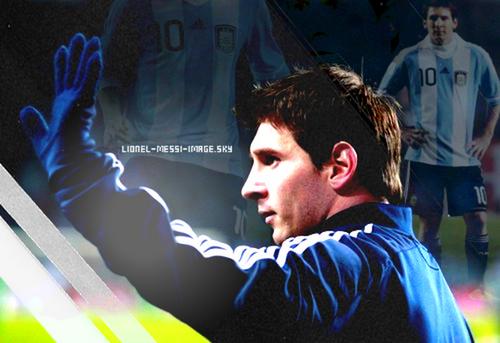 Fondu De Lionel Messi Fait Par Moi Noter  Mon Fondu S.V.P .