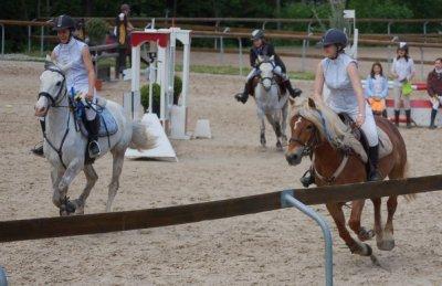 Concours du 18 juin 2011 à l'étrier du dauphiné