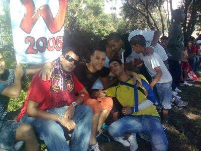 2009) -in Casablancaiz.....Reunion D Ultras