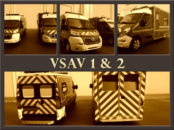 VSAV 1 & 2