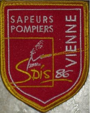 SDIS 86 VIENNE
