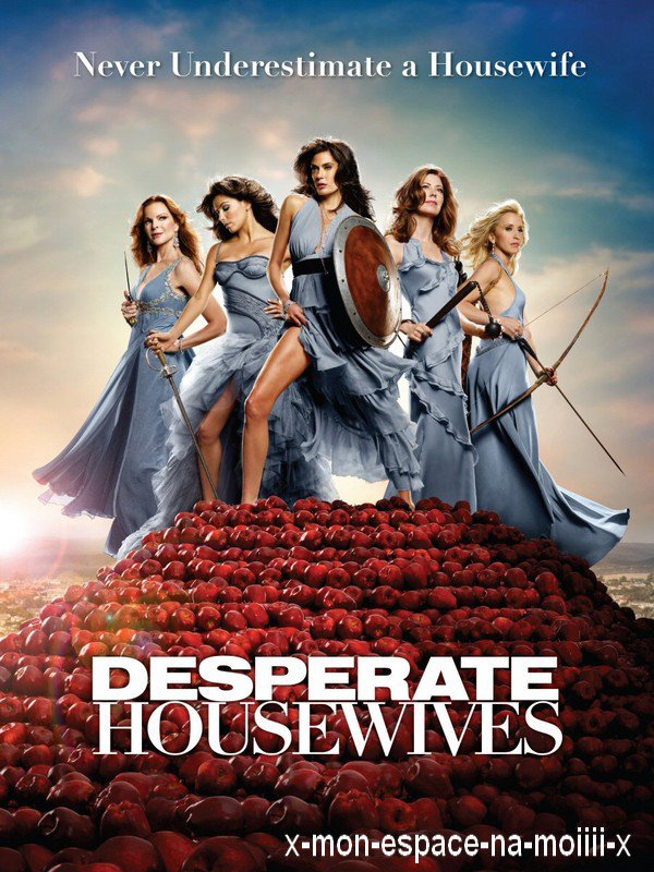 Article Séries 04 : Desperate Housewives