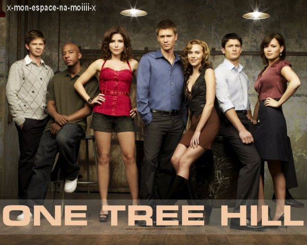 Article Série 01 : Les Frères Scott As One Tree Hill ♥