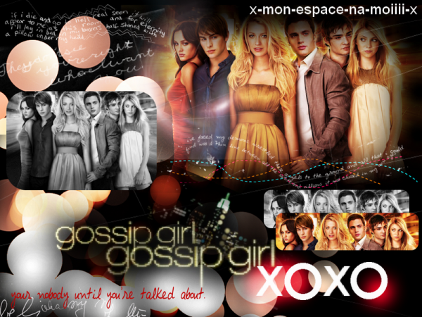 Article Série 07 : Gossip Girl