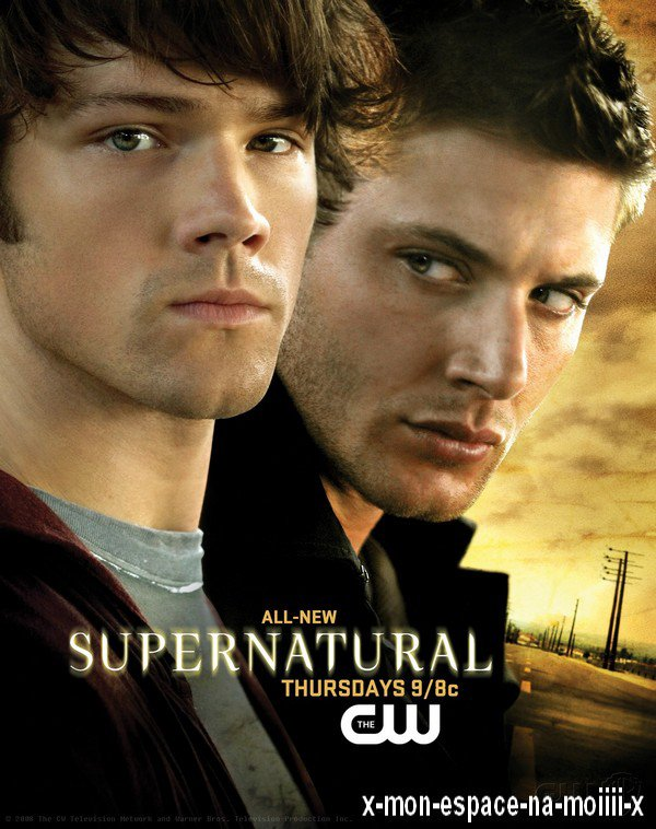 Article Série 02 : Supernatural ♥