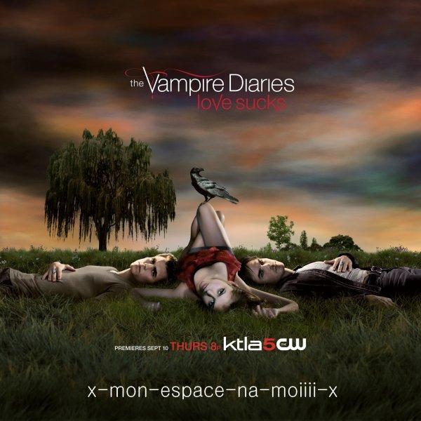 Article Série 05 : The Vampires Diaries