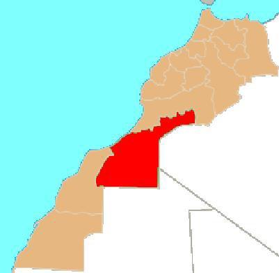 La région de Guelmim-Es Smara (en arabe : كلميم السمارة) est l'une des seize régions du Maroc. Elle est située dans le sud du pays. Sa superficie est de 133 730 km², soit 18,8 % du territoire marocain, pour une population de 462 410 1 habitants. Son chef lieu est la ville de Guelmim.