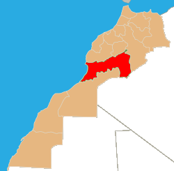 La région Souss-Massa-Drâa (arabe : سوس ماسة درعة) est l'une des seize régions du Maroc. Elle se trouve dans le sud du Maroc, au sud du Haut Atlas, englobant la plaine du Souss, une partie de l'Anti-Atlas et la région de Ouarzazate. Elle s'étend sur 70 880 km² et est peuplée de 3 113 653 habitants 1. Sa capitale est Agadir.
