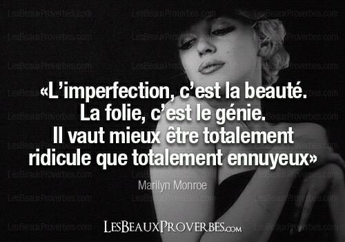 «Beaux Proverbes :$