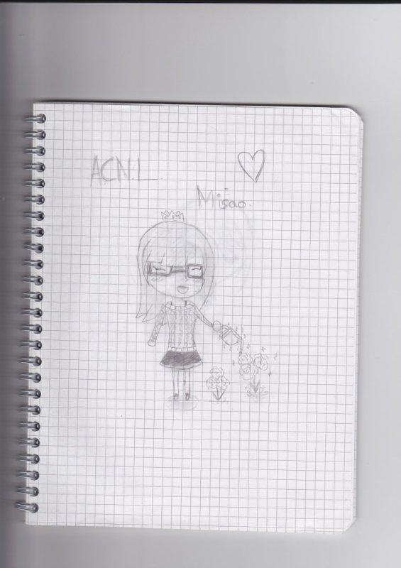 Nouveau dessin ^^ ♥.