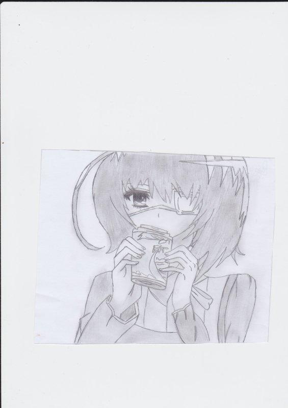 Nouveaux dessins ♥.