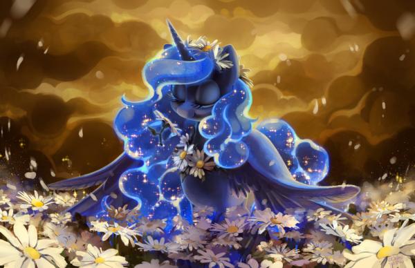 Les sujets de Luna