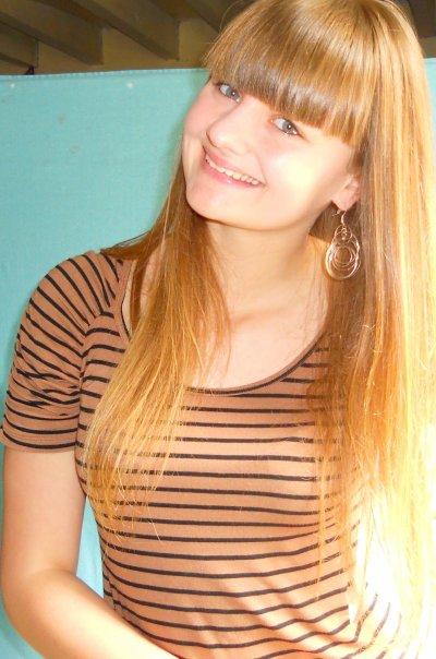 Parce qu'on m'a appris à garder le sourire malgré tout..