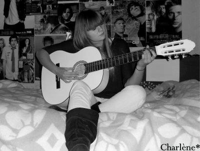 La musique est devenue ma drogue.. †