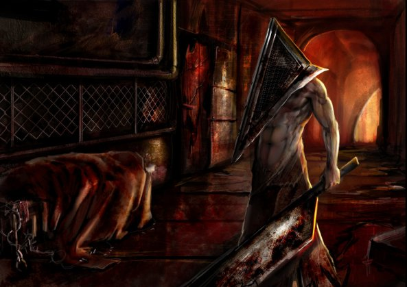 SILENT HILL 2 : PYRAMID HEAD