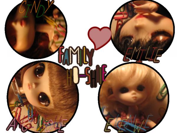 Family Ho-shiie