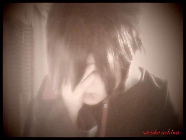 cosplay sasuke ( pas complet )