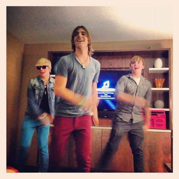 Riker ♥, Rocky ♥, Ryland ♥