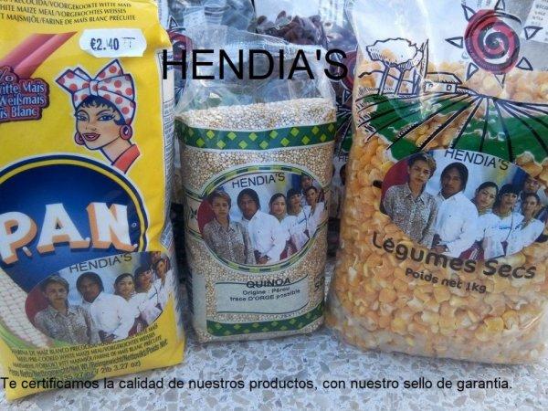 HENDIA'S Cultura de La America Latina