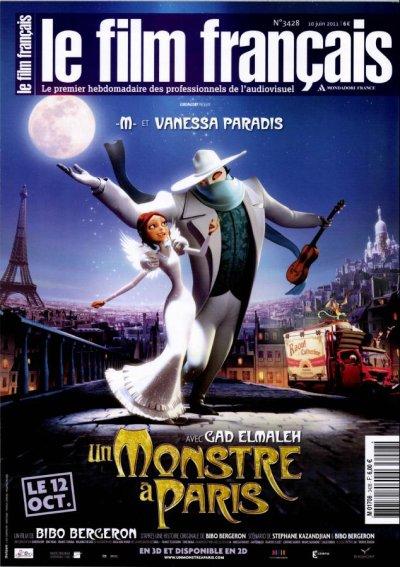 UN MONSTRE A PARIS