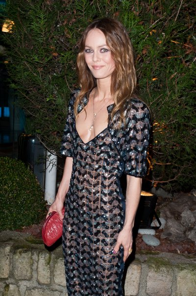 VANESSA PARADIS PHOTOS 2012