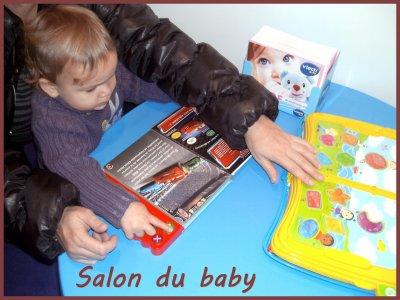 Le salon du Baby a Lille